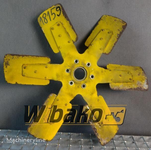 cooling fan for 6/505 other construction machinery