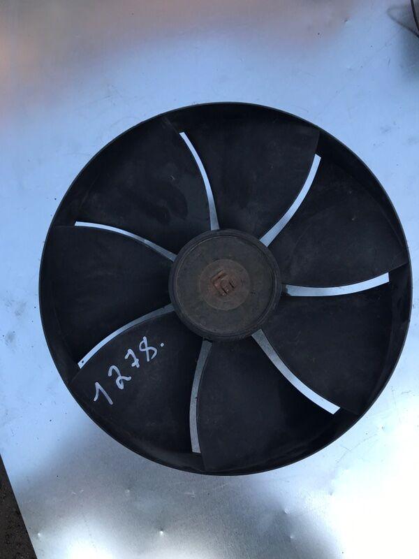 Carrier  kondicionera (29.02.10.021) cooling fan for VOLVO B10 B12 bus