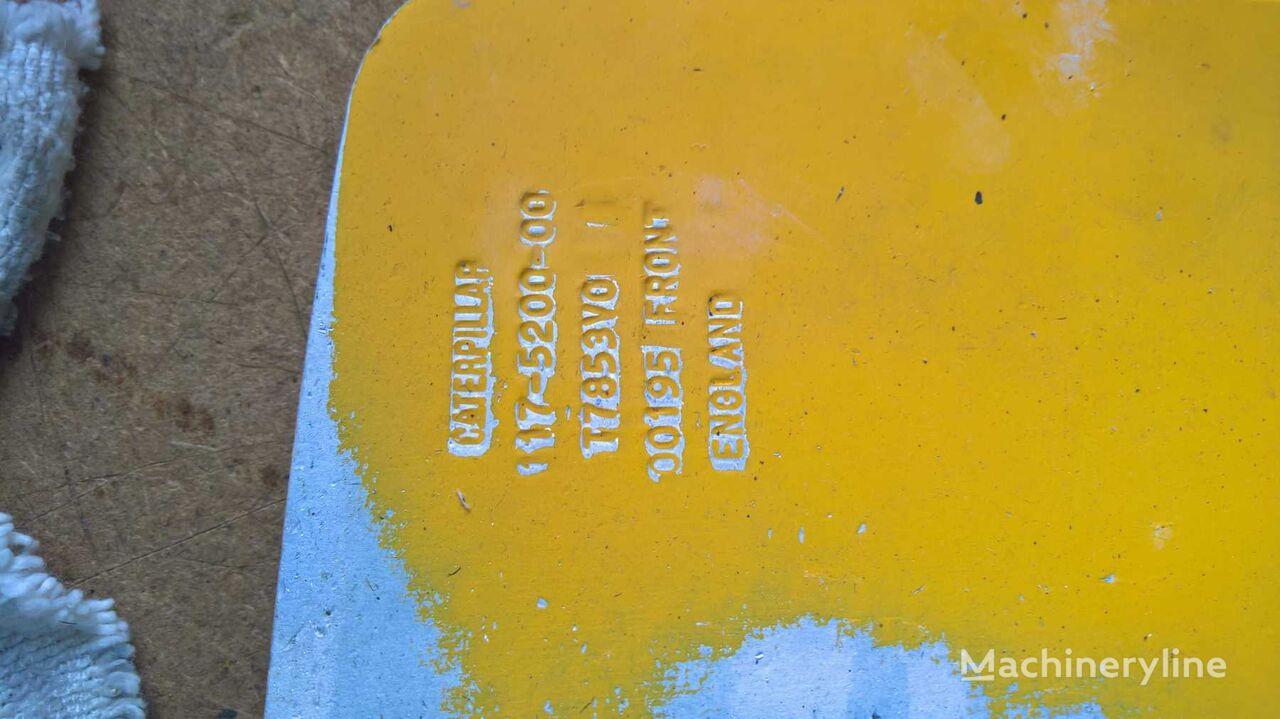 8 BLADES SPIDER FAN 2DS01270 cooling fan for CATERPILLAR 963C   track loader