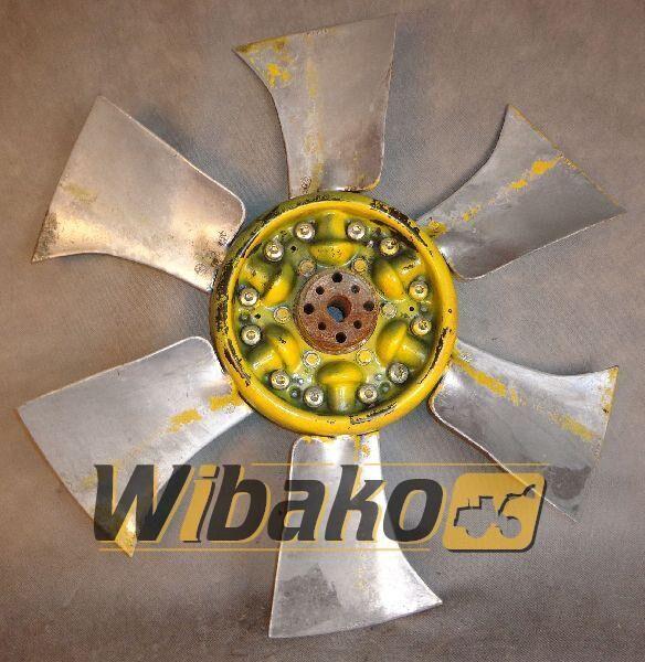 CUMMINS BZ63G cooling fan for excavator