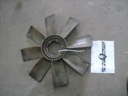 DAF VISCO cooling fan for DAF XF 95 tractor unit