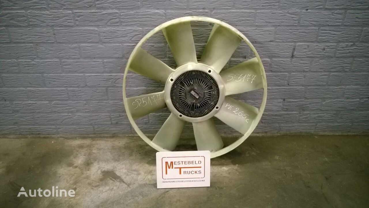 DAF Visco koppeling + vin cooling fan for DAF CF truck