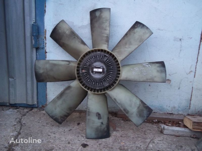 cooling fan for DAF XF tractor unit