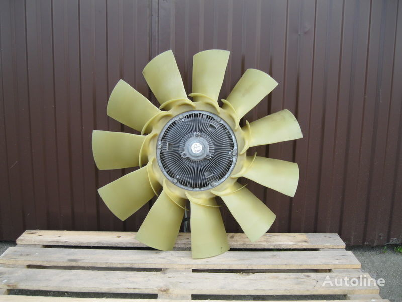cooling fan for DAF XF 105 tractor unit