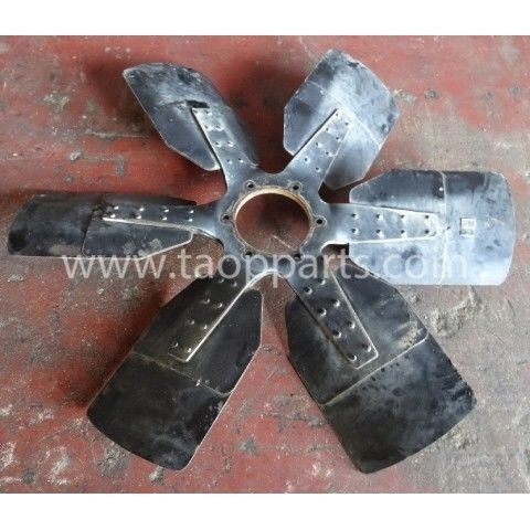 KOMATSU cooling fan for KOMATSU WA500-3 construction equipment