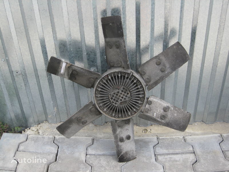 MAN cooling fan for MAN 18.232 tractor unit