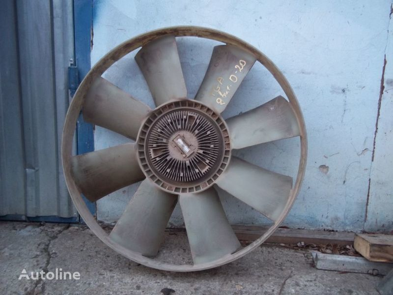 cooling fan for MAN TGA tractor unit