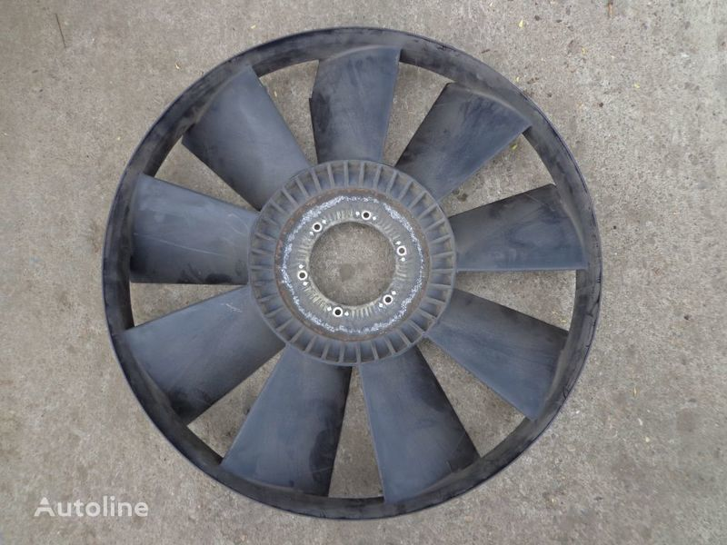 cooling fan for MAN TGA truck