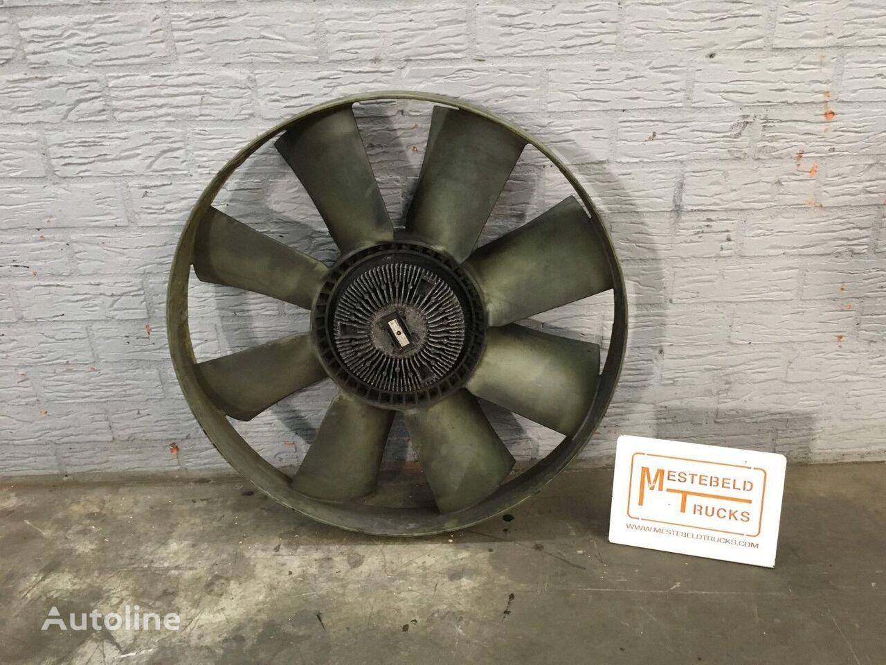 MERCEDES-BENZ Visco koppeling + vin Atego cooling fan for truck