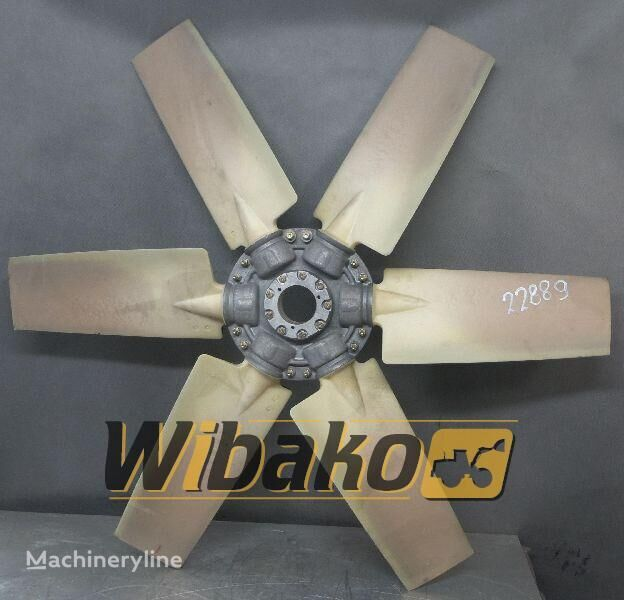 Multi Wing 101001 cooling fan for excavator