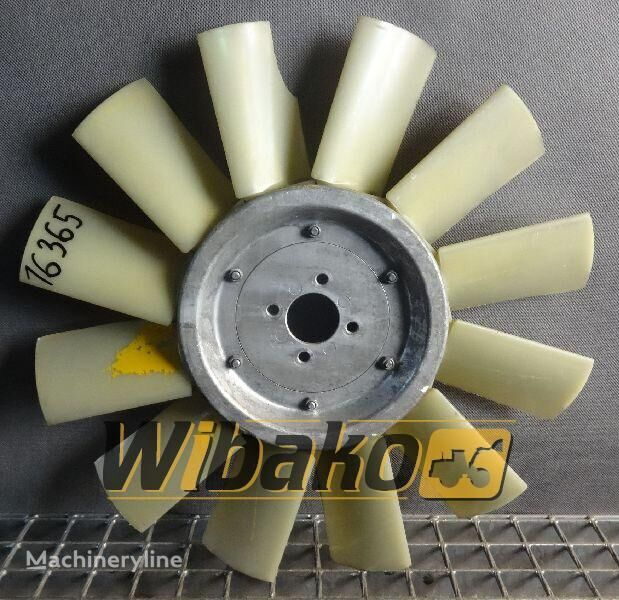 Multi Wing 35 cooling fan for KRAMER 612 other construction machinery
