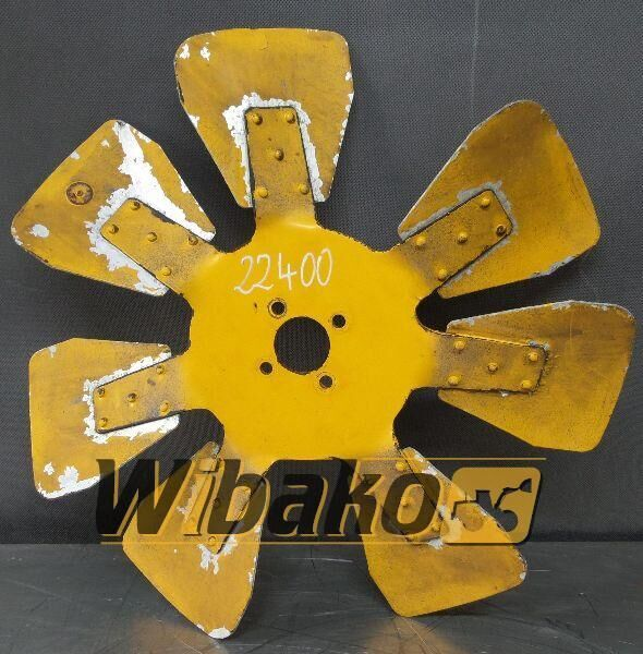 TRUFLO cooling fan for excavator