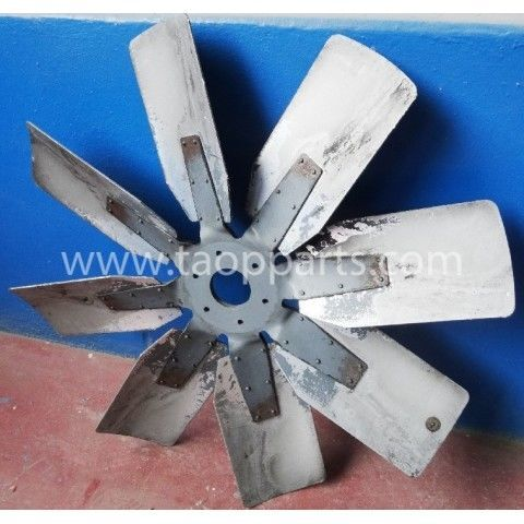 VOLVO cooling fan for VOLVO L220D construction equipment