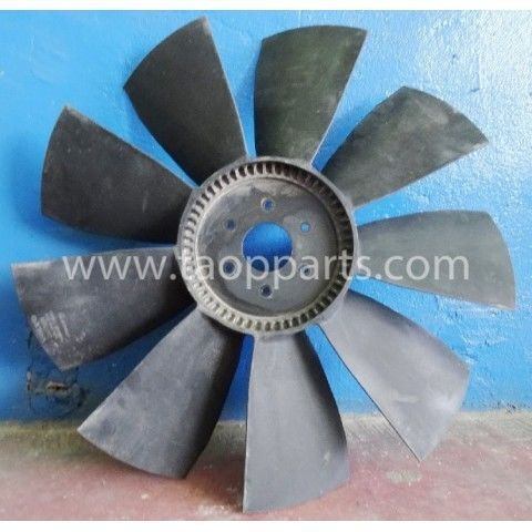 VOLVO cooling fan for VOLVO L120E construction equipment