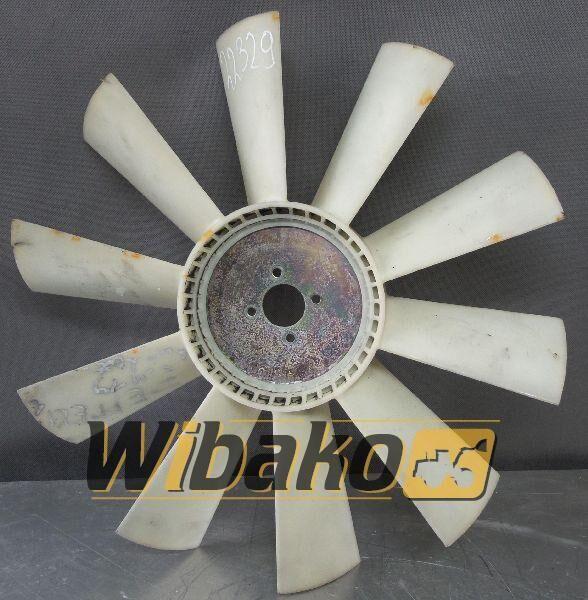 ZEPPELIN ZM19 cooling fan for excavator
