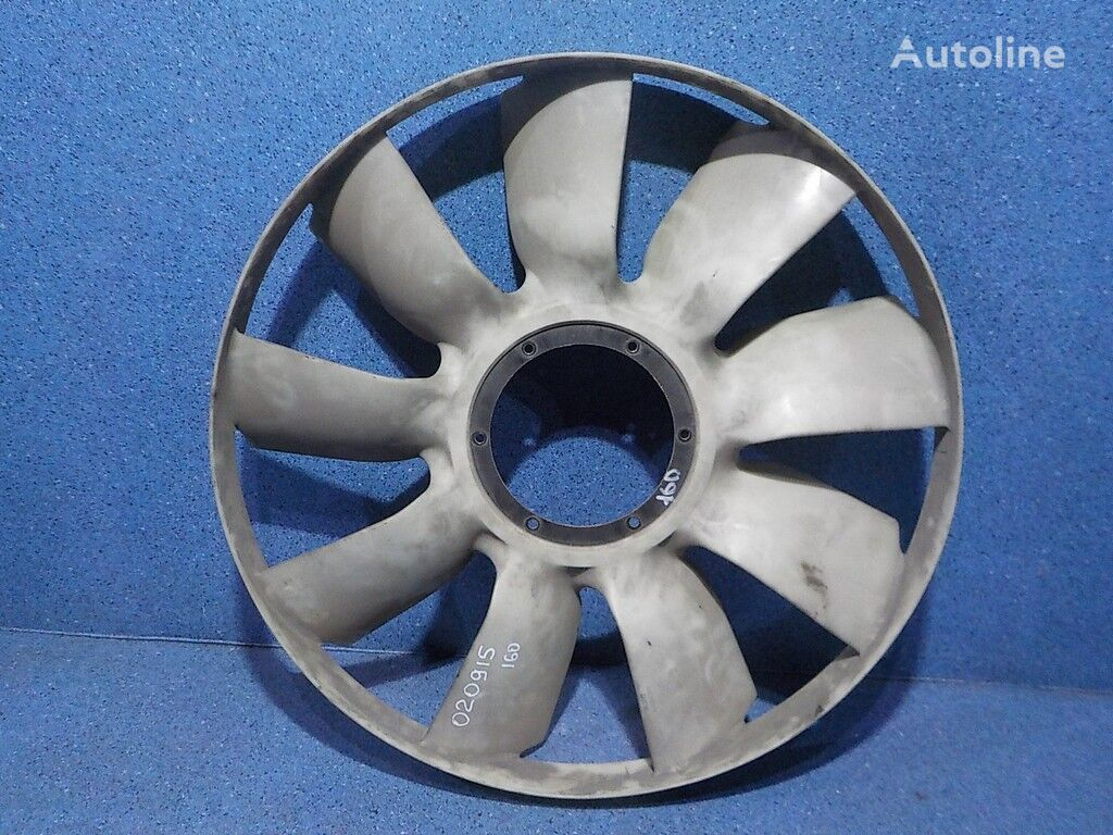 Krylchatka (9 lopastey) cooling fan for IVECO truck