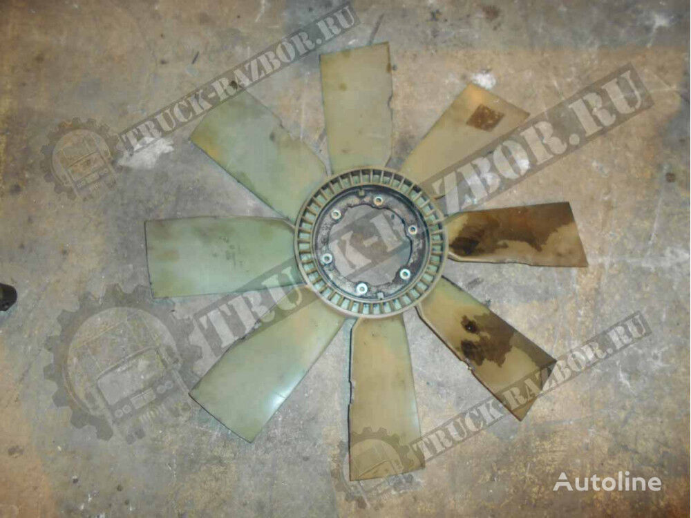 krylchatka D12 Volvo cooling fan for tractor unit