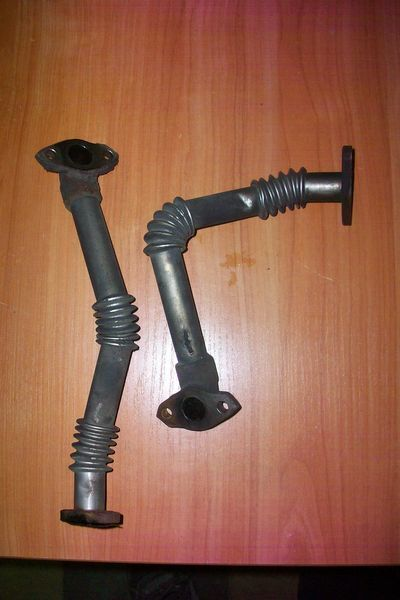 cooling pipe for DAF tractor unit