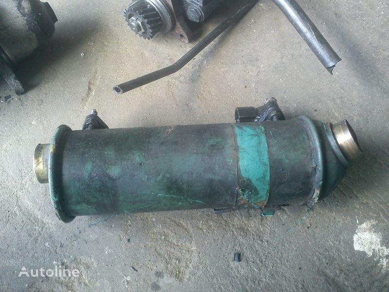 VOLVO teploobmennik cooling pipe for VOLVO bus
