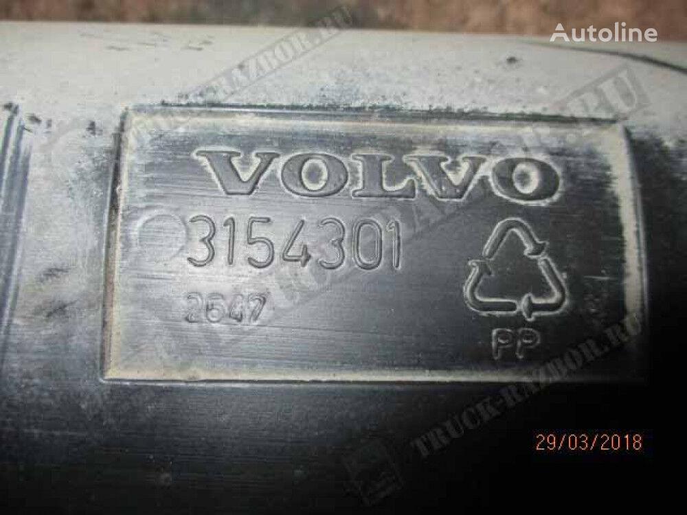 patrubok vozdushnogo filtra (3154301) cooling pipe for VOLVO tractor unit