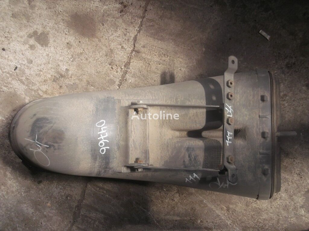 vozdushnogo filtra Iveco cooling pipe for truck