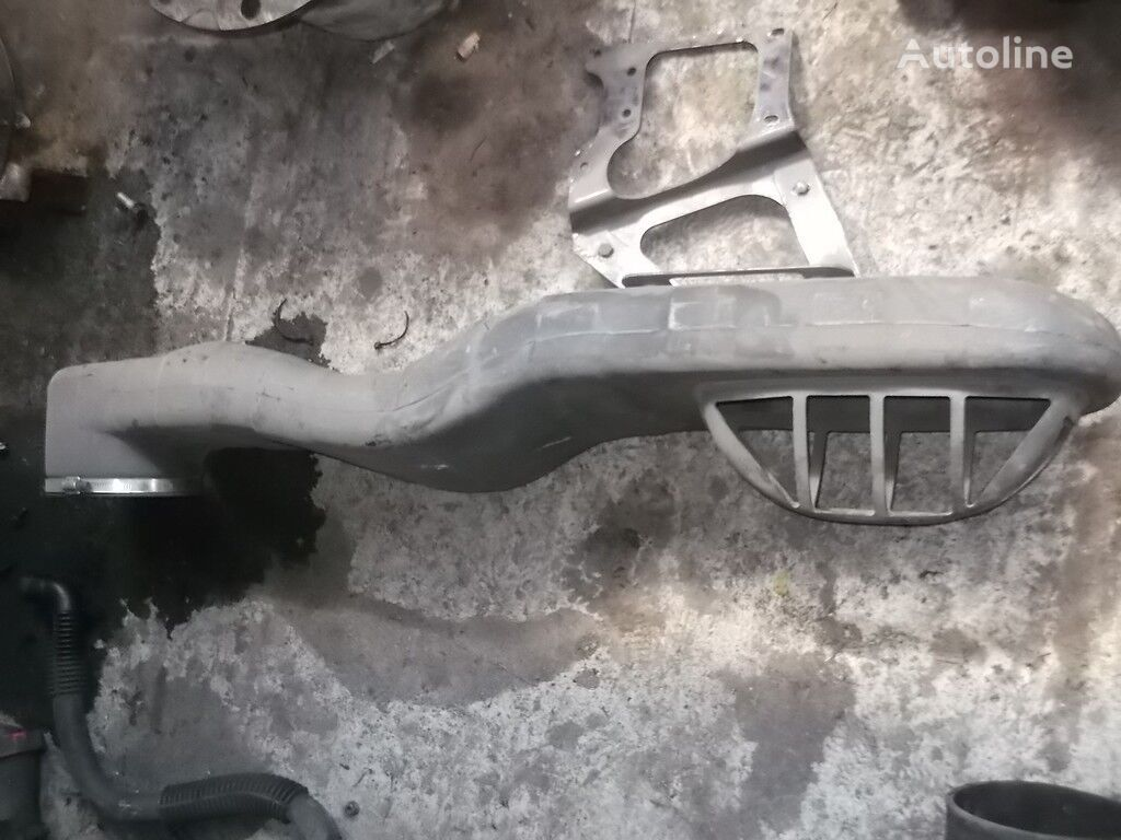 vozdushnogo filtra MAN cooling pipe for truck