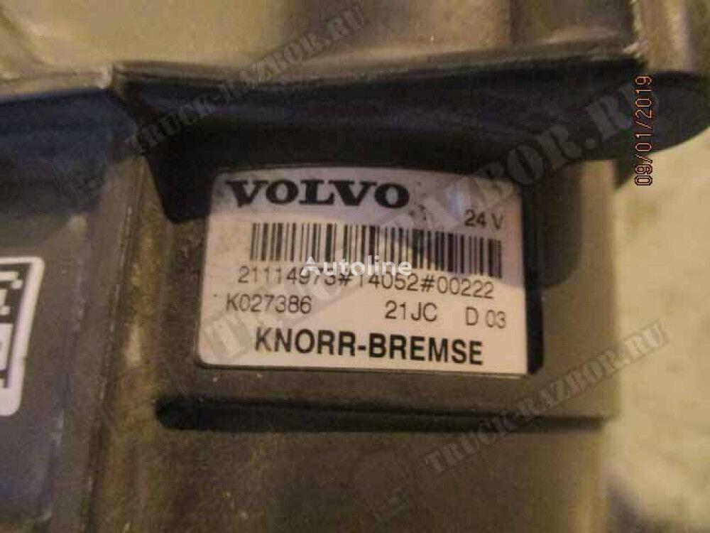 crane for VOLVO tractor unit