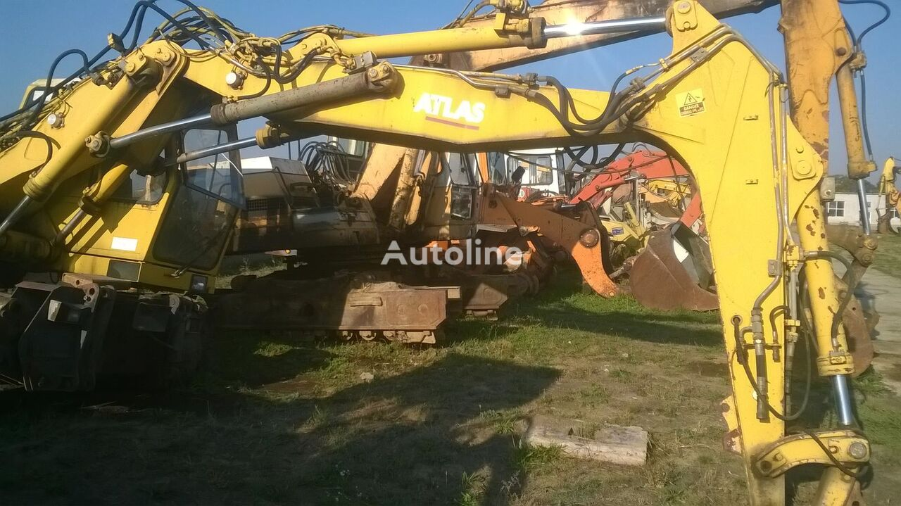 ATLAS 1604 crane arm for excavator