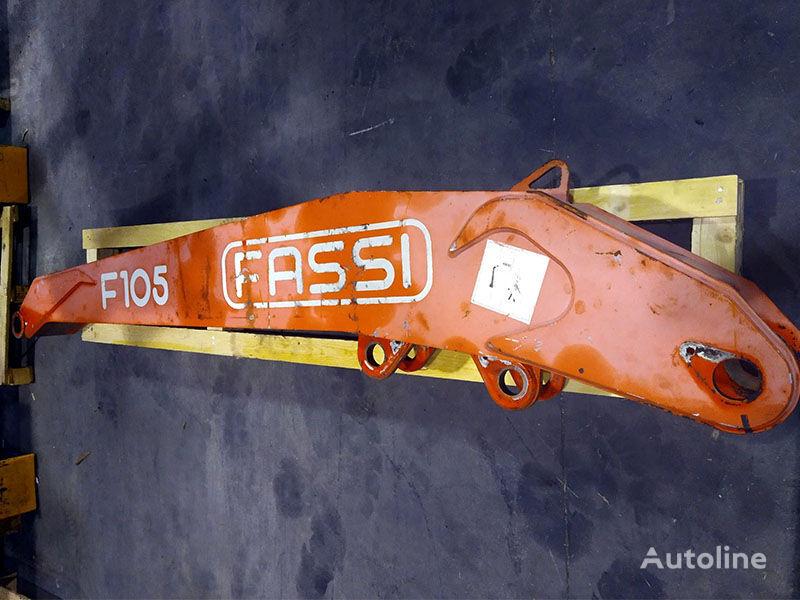 Brazo principal grúa crane arm for FASSI F105 loader crane