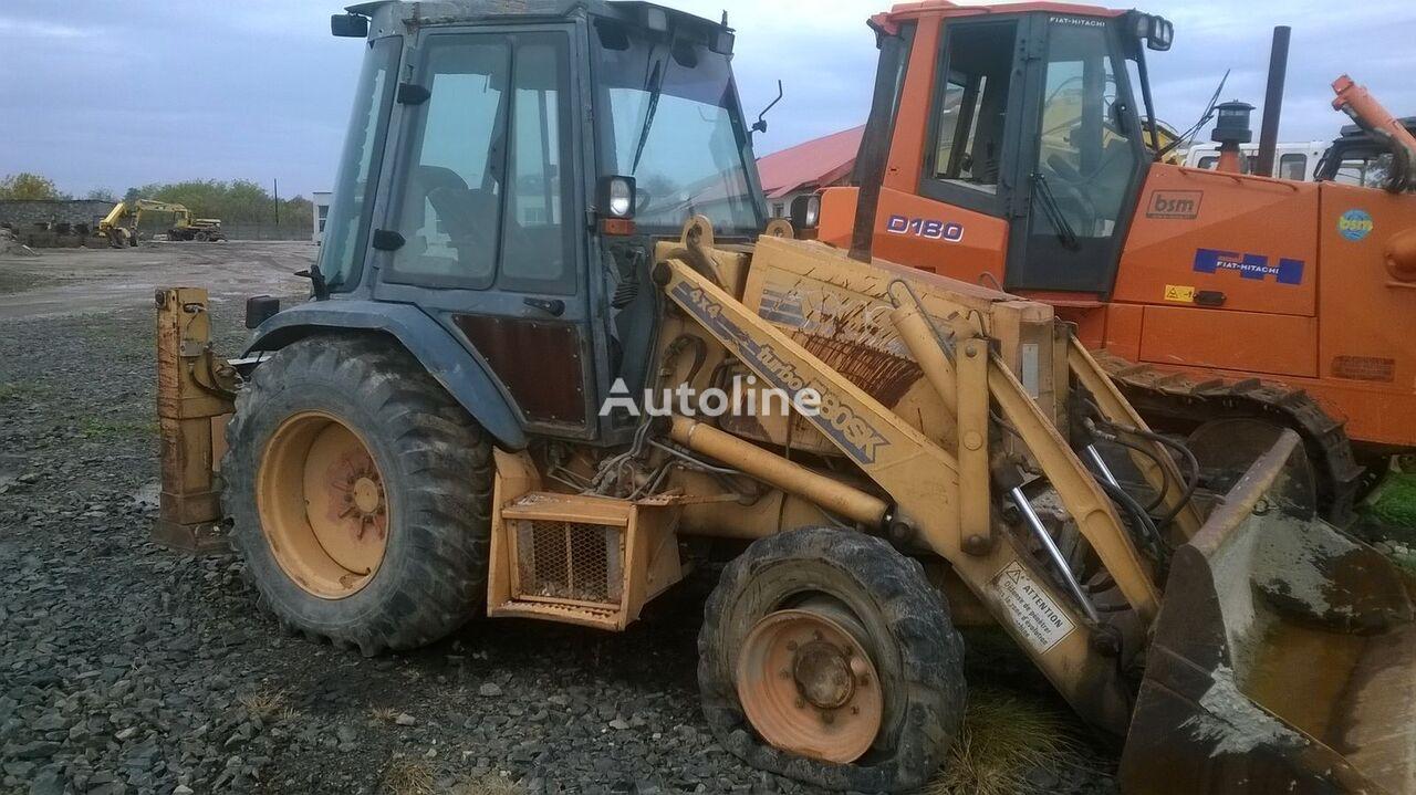 CASE crane arm for CASE 580 K TURBO backhoe loader