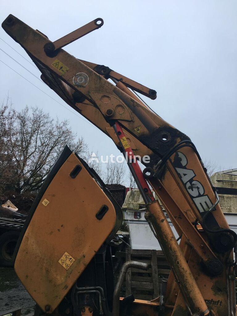 CASE 695SR2 crane arm for CASE 695SR2 backhoe loader