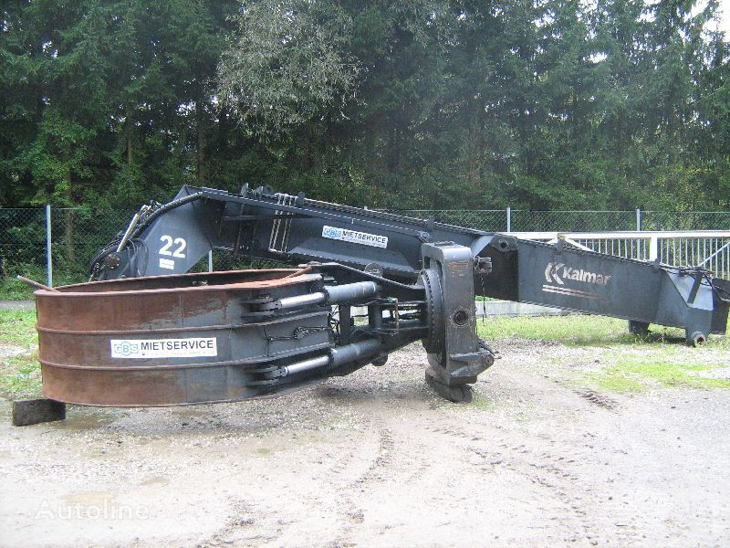 Hauptarm mit Greifer für RTD1523 crane arm for truck