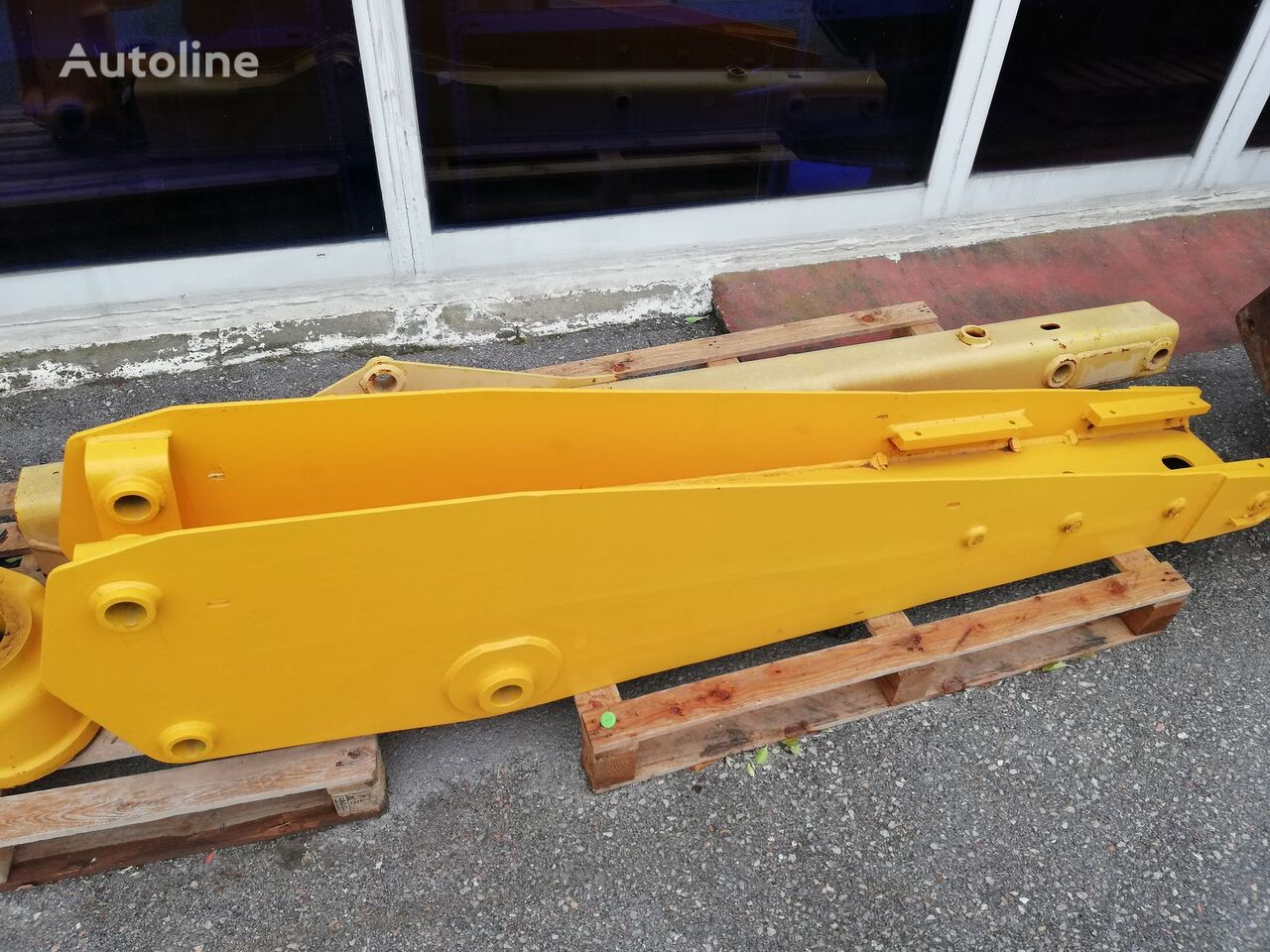JCB 3CX-4CX crane arm for JCB 1983 backhoe loader