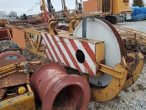 LIEBHERR HS 882...8m Spitze crane arm for LIEBHERR HS 882 crawler crane