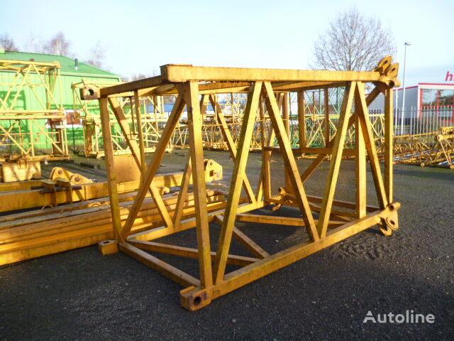 LIEBHERR Unterwagen 185 HC, 6 x 6 m crane arm for LIEBHERR tower crane