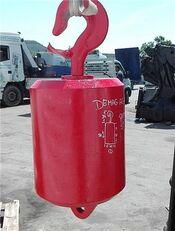 DEMAG Gancho Bola DEMAG DEMAG AC 180 GRUA MOVIL DEMAG crane hook for DEMAG DEMAG AC 180 GRUA MOVIL DEMAG