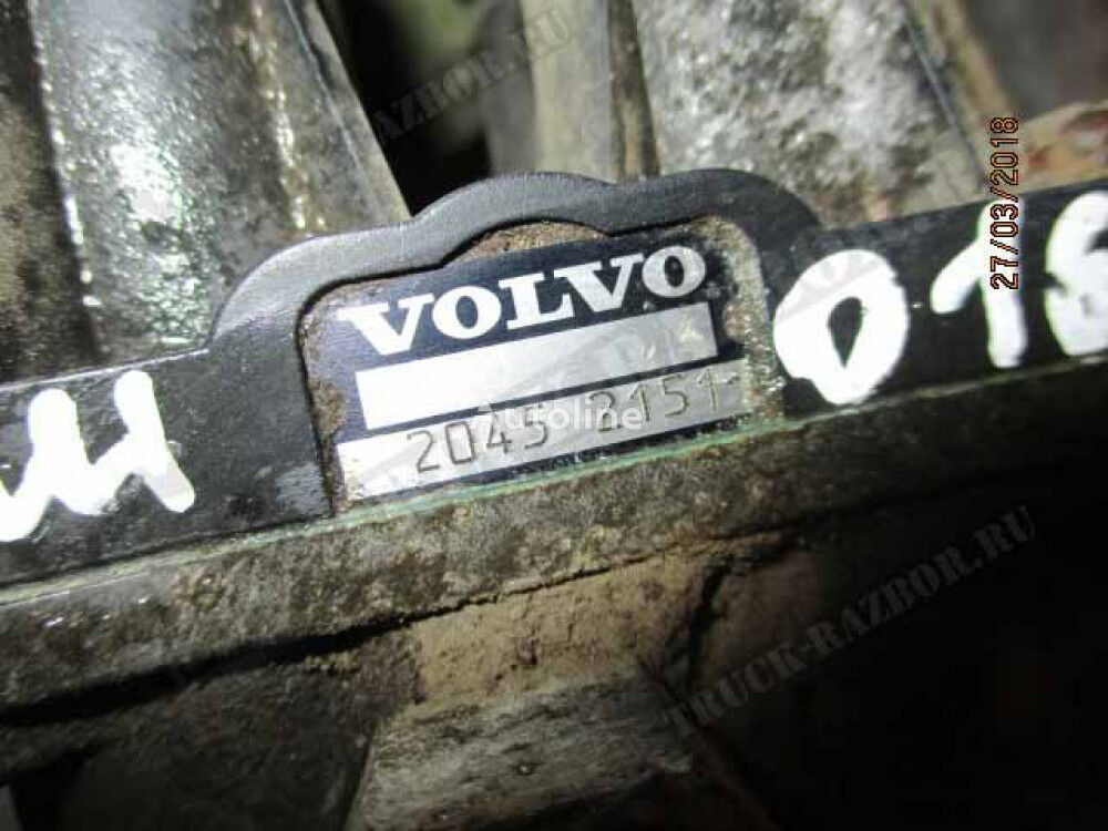 4-h konturnyy crane for VOLVO tractor unit