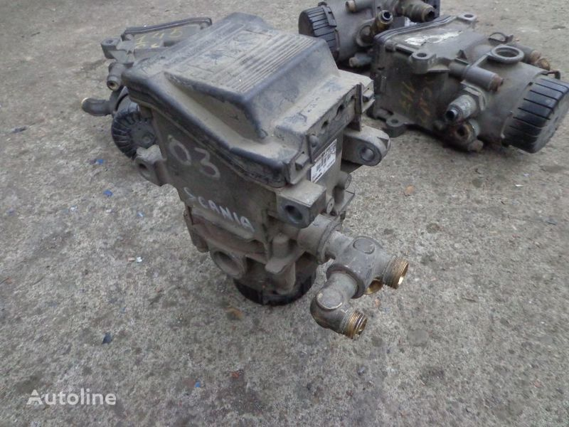 SCANIA Knorr-Bremse crane for SCANIA 124, 114, 94 tractor unit