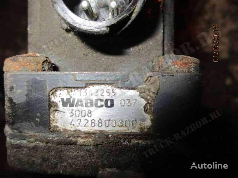 WABCO urovnya pola crane for DAF tractor unit