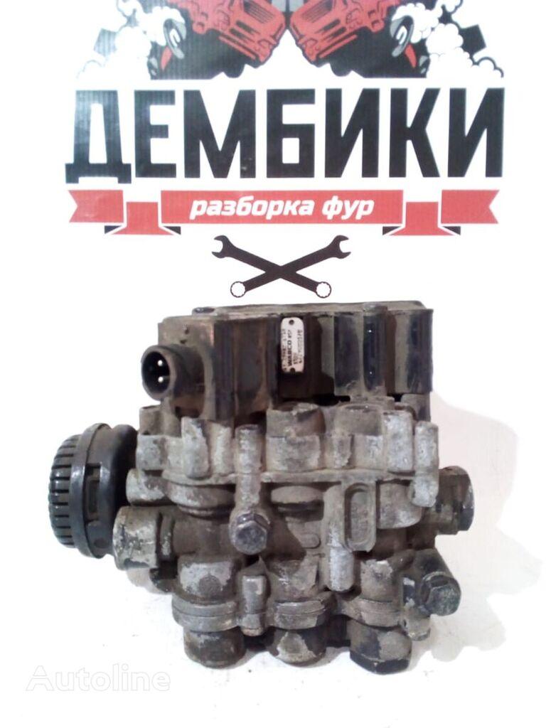 Kran urovnya pola glavnyy crane for MAN TGA truck