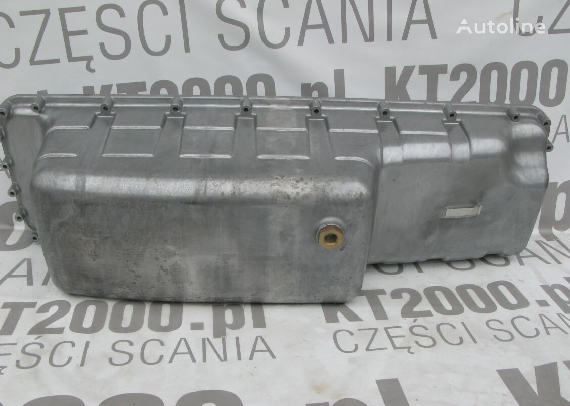 new SCANIA crankcase for SCANIA tractor unit