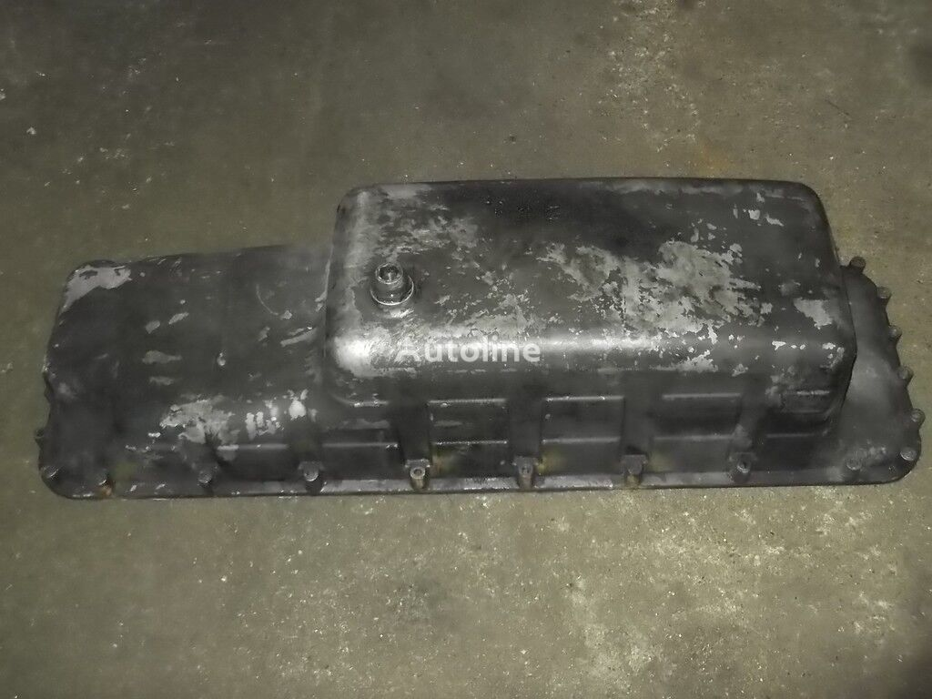 Scania crankcase for truck
