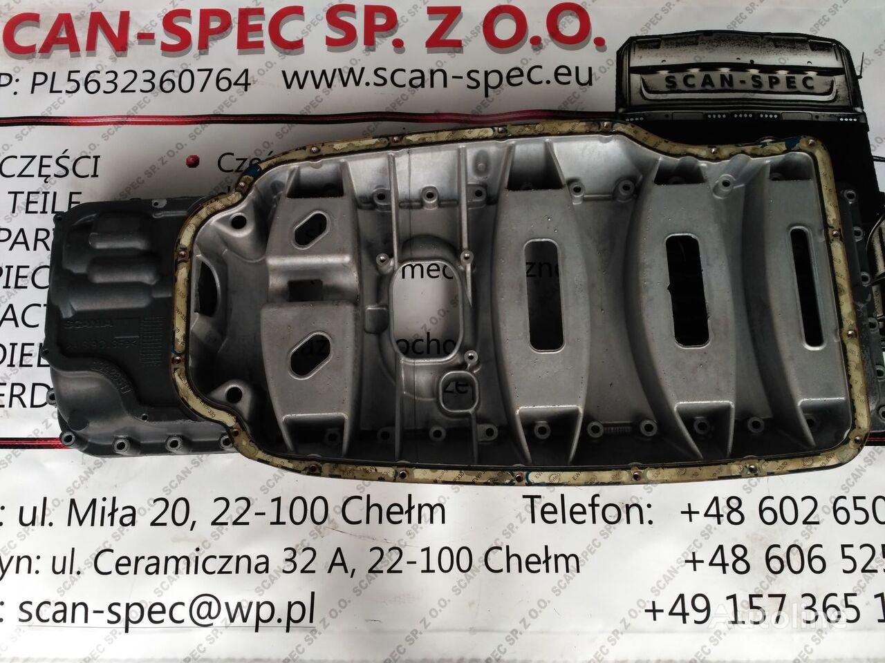 rama wałków crankcase for SCANIA P R G T tractor unit