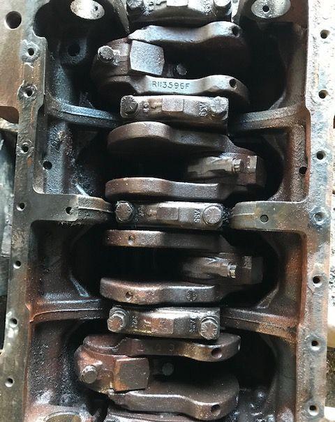 crankshaft for tractor