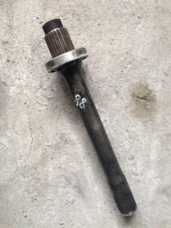 Vyhodnoy val (RB662, P400/500/540) Scania crankshaft for truck
