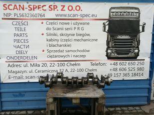 SCANIA XPI (2008030,2133515) crankshaft for SCANIA PRG tractor unit