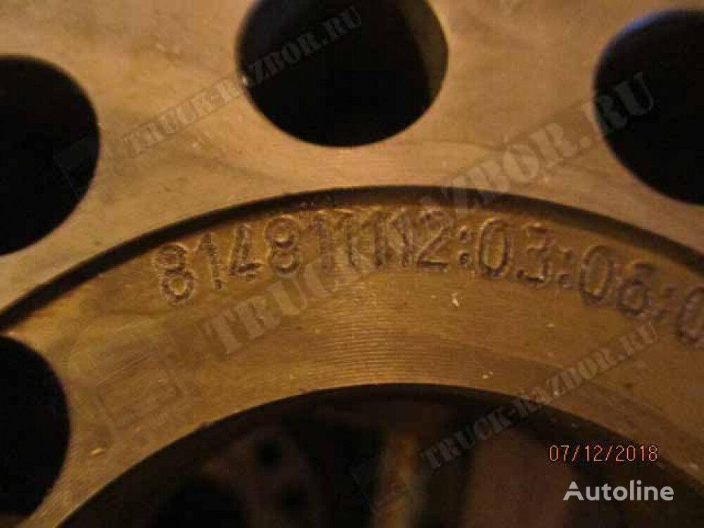 crankshaft gear for VOLVO tractor unit