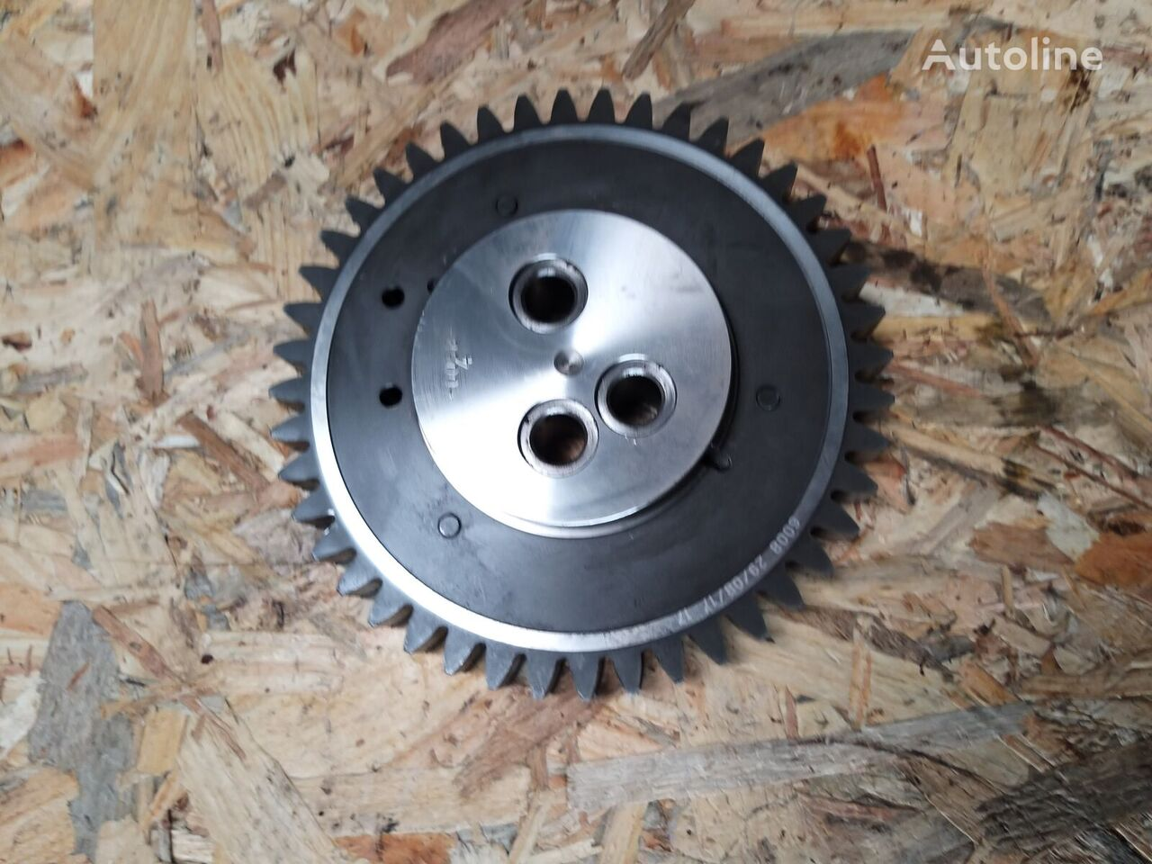 MAN (51.04505-5163) crankshaft gear for MAN TGA TGS TGX  truck