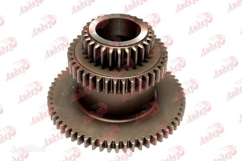 new Blok shesternya 59T, 39T, 27T / gear in gearbox 59T, 39T, 27T (530699R1) crankshaft gear for CASE IH grain harvester