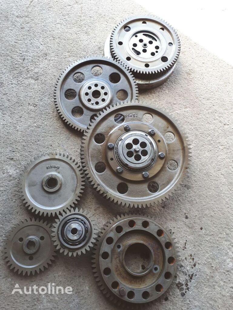 DXI13 crankshaft gear for RENAULT MAGNUM DXI 13  tractor unit